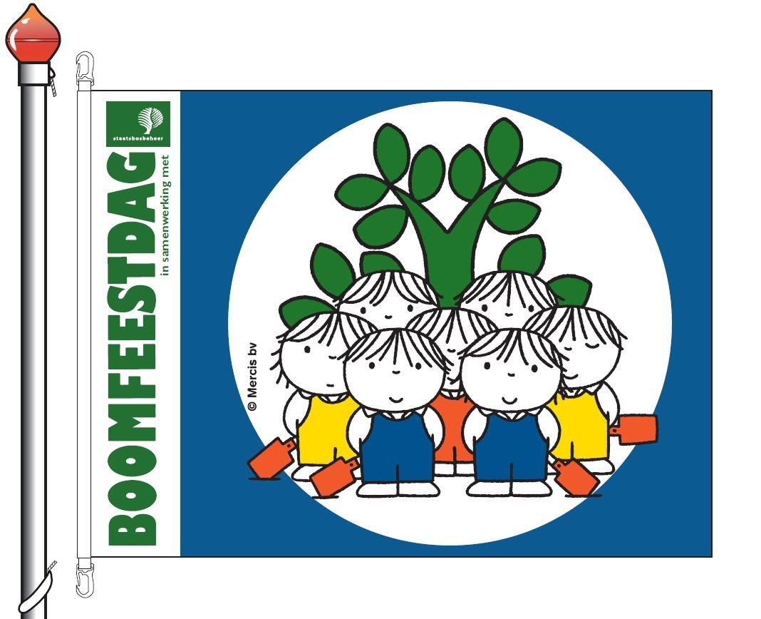 Boomfeestdagvlag - Herinneringsartikel