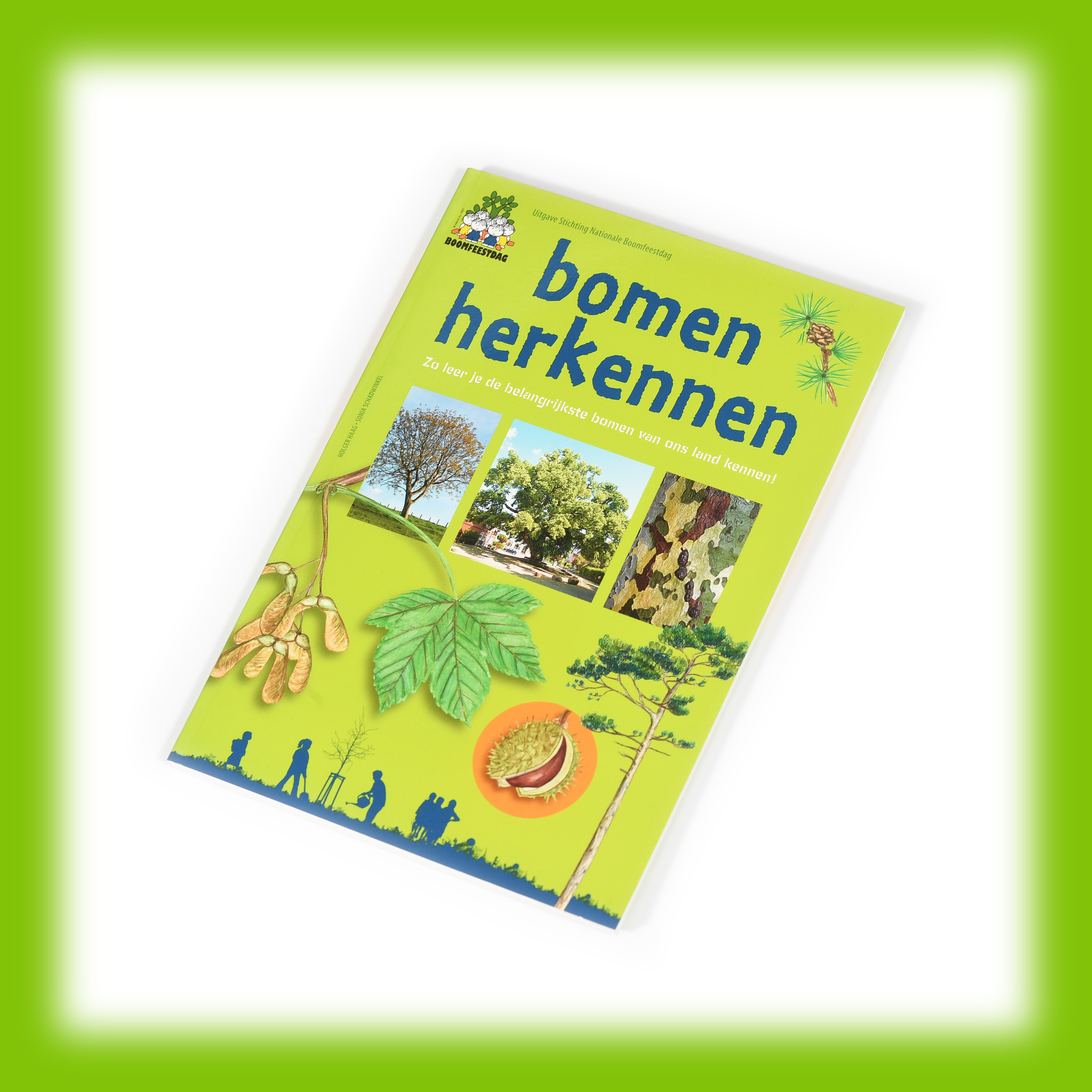 Bomen Herkennen Boek - Natuureducatie